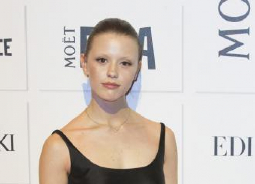 Mia Goth: Shooting For 'A Cure For Wellness' Was Very Intense
