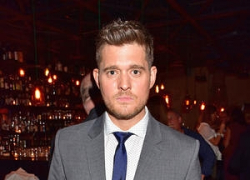 Michael Buble Regrets Having Kids So Late