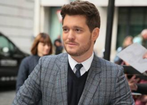 Michael Bublé Launches 'Bublé Daily' On Amazon's Alexa