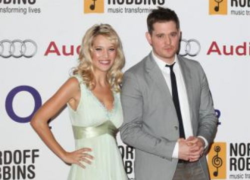 Michael Buble Wants More Kids