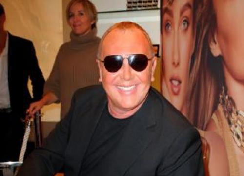 Michael Kors Set To Buy Versace