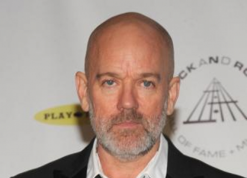 Michael Stipe Not Ready For Solo Record