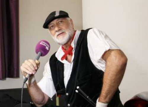 Mick Fleetwood Says Malibu Guitar Festival Will Be 'Great'