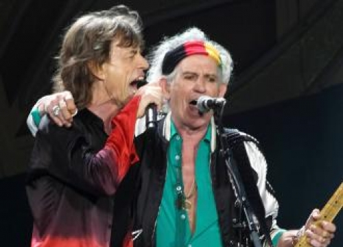 Keith Richards Pulled Sword On Julien Temple