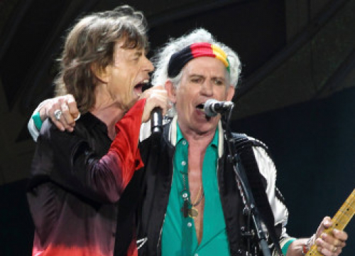 60 Years On The Same Train: Mick Jagger And Keith Richards Mark Six Decades Since They Met