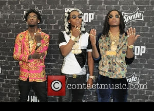 Rappers Migos Back At The Top Of U.s. Pop Charts