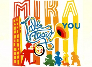 MIKA - Talk About You (Audio) Video