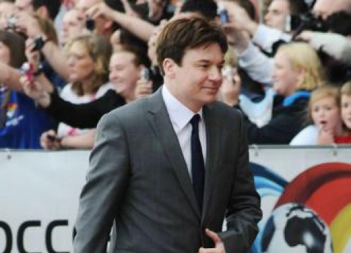Mike Myers' Biggest Fan Is His Son