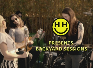 Miley Cyrus, Laura Jane Grace & Joan Jett - Happy Hippie Presents: Androgynous Video