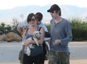 Milla Jovovich: Hiking has kept my baby weight down