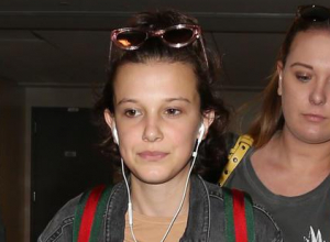 Millie Bobby Brown Quits Twitter After Becoming Target Of Homophobic Meme