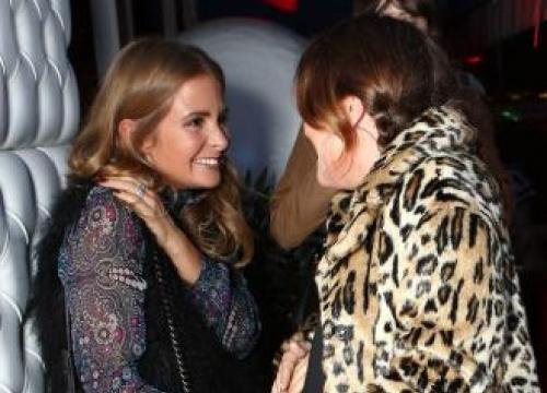 Millie Mackintosh Feeling Broody After Night With Jaime Winstone