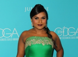 "Mindy Kaling Is ""Thrilled"" 'The Mindy Project' Has Been Picked Up By Hulu"