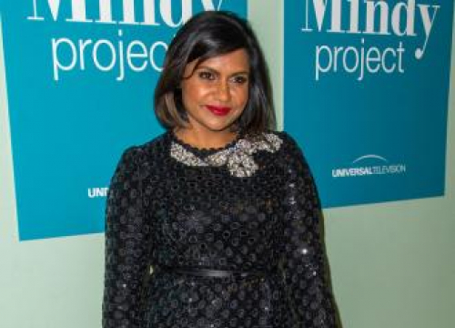 Mindy Kaling Expecting First Child