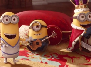 'Minions' Brings Out Sandra Bullock's Evil Side