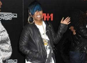 Missy Elliot working with Timbaland