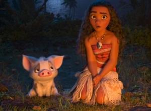 Moana - Teaser Trailer