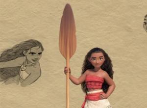 Moana - Who Is Moana Featurette Trailer