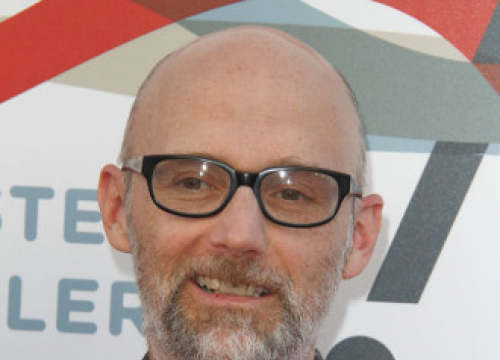 Moby Builds 'Wall' Between Public And Private Life