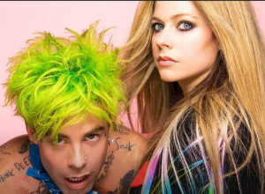MOD SUN - Flames (Feat. Avril Lavigne) Audio