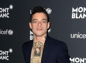 Rami Malek Is The Spitting Image Of Freddie Mercury In Biopic's First Look