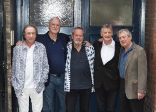 Monty Python 50th Anniversary Plans Revealed