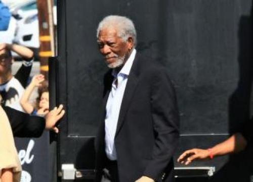 Morgan Freeman 'Devastated' By Accusations