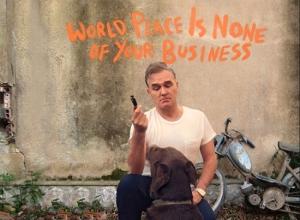 Morrissey Announces Three UK Dates For September