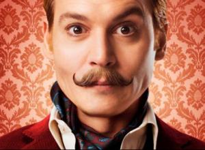 Mortdecai Trailer