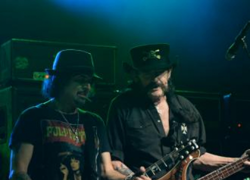 Motorhead's Mikkey Dee Annoyed At Rock And Roll Hall Of Fame Snub