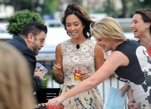 Adam Richman And Myleene Klass Fuel Dating Rumours