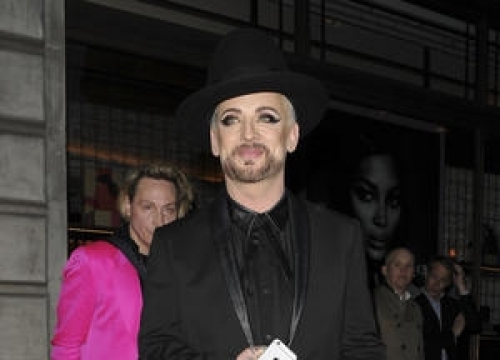 Boy George Shares Sadness Over Friend's Death