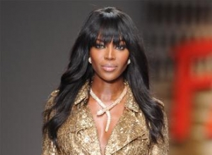 Naomi Campbell hosts Fashion For Relief show