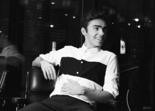 Nathan Sykes wrote Kiss Me Quick to help him flirt