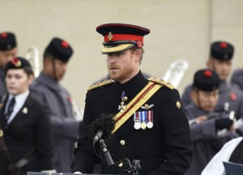 Prince Harry Makes 1,700 Mile Detour To See Meghan Markle - Report