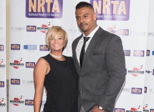 Kerry Katona and Guest
