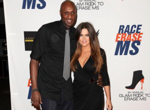 Lamar Odom Is Writing A Tell All Book Which Could Spill Kardashian Secrets