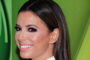 Eva Longoria Wows In White Dress At 2015 NBC Upfront Presentation - Part 3