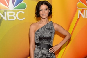 Jaimie Alexander Joined By 'Blindspot' Castmates At 2015 NBC Upfront - Part 7