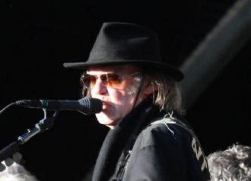Neil Young Announces New Lp Peace Trail