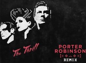 Nero - The Thrill (Porter Robinson Remix) Video