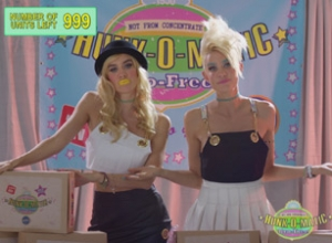 Nervo Ft Kreayshawn, Dev, Alisa - Hey Ricky Video