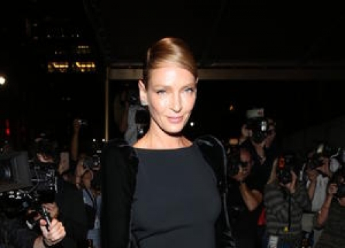 Uma Thurman And Ex-fiance Working To Reach Custody Agreement - Report
