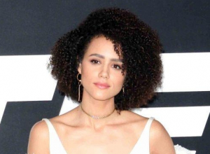 Nathalie Emmanuel Admits Adoration For Charlize Theron