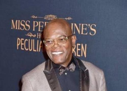 Samuel L. Jackson Honoured At Dubai International Film Festival