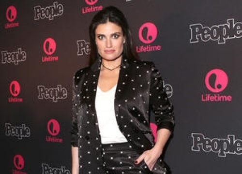 Idina Menzel: 'My Son Uses My Frozen Fame To Chat Up Girls'