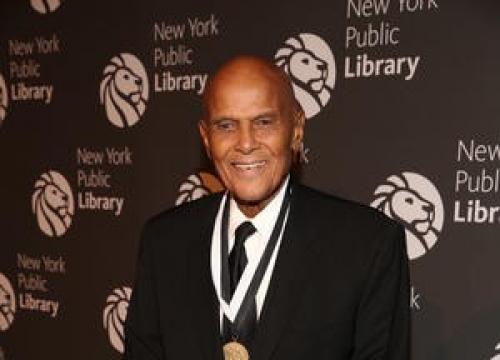 Harry Belafonte Releasing New Album To Mark His 90th Birthday