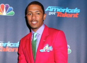 Nick Cannon's Valentine's date