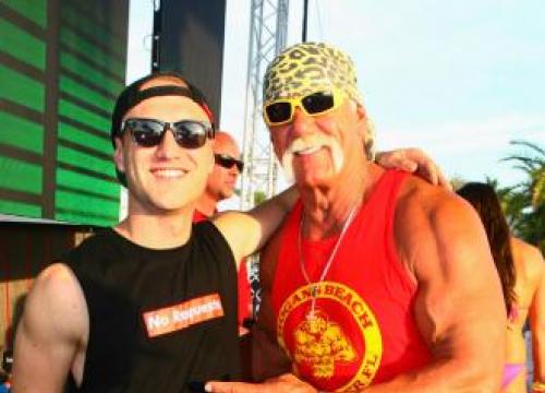 Hulk Hogan's Son Hospitalised