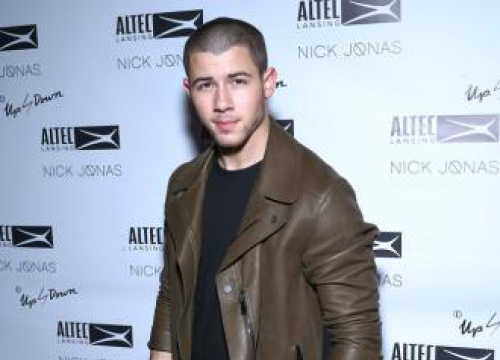 Nick Jonas Enjoying Golden Globe Nomination
